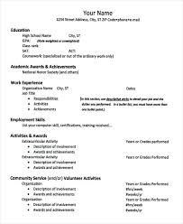 How To List Community Service On Resume Examples