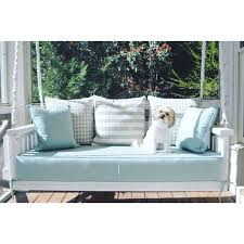 Hanging Porch Swing Cushions Patio Cushion Replacement ...