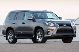 Used 2015 Lexus GX 460 SUV Pricing For Sale