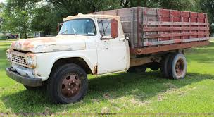 1958 Ford Grain Truck | Item BA9178 | SOLD! Wednesday August... 1960 Ford F100 Truck Restoration 7 Steps With Pictures My Little Urch And A 1958 That Has Always Been In Our For Sale Sold Youtube Barn Find Emergency Coe Sctshotrods Photo Gallery F 100 Custom Cab Flareside Pickup 83 This C800 Ramp Is The Stuff Dreams Are Made Of Bangshiftcom Take A Look At Fire T58 Anaheim 2014 Directory Index Trucks1958