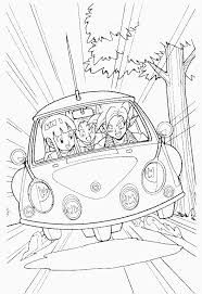 Carride Dbz Coloring Pages