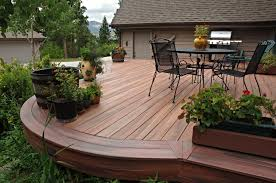 Cleaning Decking With Oxygen Bleach by Rhino Hide Decking