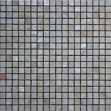 of pearl mosaic shell 3 5 x 3 5 small square border tile