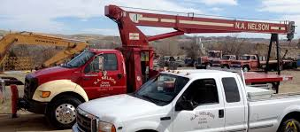 100 Pickup Truck Crane Terex TC 3063 15ton Boom On International 4700 SOLD