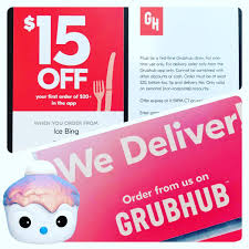 Chscafe Instagram Photos And Videos A Grhub Discount Code For New And Returning Users Gigworkercom 10 Best Food Delivery Apps That You Must Try In 2019 Quick Trends Almost Half Of Americans Have Used An Online Top Punto Medio Noticias Rockauto Free Shipping Sarpinos Coupon Codes Laser Hair Removal Hawthorn Grhub Promo Codes Save On Your Next Working Ebates Earn 11x Mr Purchases In App Only Stack Grhub Promo Code Cottonprint Discount Edutubepluseu Samsung Pay Reward Points Deal Buy 1000 Reward Points 599 This Coupon Will Help On Gig Worker Reability Study Which Is The Site June