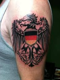 German Tat Love It TattooWarrior