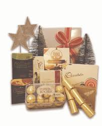 Ferrero Rocher Christmas Tree 150g by Chocoholics Christmas Hamper Christmas Hampers St Anne U0027s