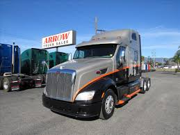 PETERBILT 587 TRACTORS SEMIS FOR SALE Arrow Truck Sales 3200 Manchester Trfy Kansas City Mo Tractors Semis For Sale Lvo Cventional Sleeper Trucks For Sale 2345 Listings 1995 Freightliner Fld12064sd Used Semi Products Archive Utility One Source 2015 Kw T680 2014 T660 2013 2012 Kenworth Tandem Axle For 547463 Arrow Truck Sales Fontana N Trailer Magazine
