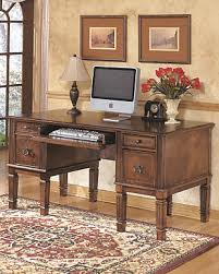 Large Hamlyn 60 Home Office Desk Rollover