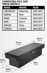 Husky 71.3 In. X 20.5 In. X 17.6 In. Matte Black Aluminum Full Size ... Husky 713 In X 205 156 Alinum Full Size Low Profile Liners 5th Wheel Tailgate Louvered Tail Gate Ships Free 408 204 191 Matte Black Universal Sleek Polished Mid Sized Truck Box Shop Tour Youtube Tool Trucks Accsories And Modification Image Gallery Review Striker Poly Crossover Boxes Home 2015 F150 W Pro Comp Suspension Lift Kit On 20x12 Wheels Public Surplus Auction 841171 Depot Outstanding Terrific Montezuma Amazoncom Bed Toolboxes