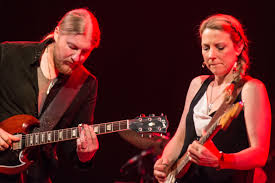 Tedeschi Trucks Band » Derek + Susan At The White House