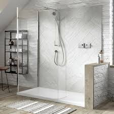 Bathroom Wall Tiles Grey Gloss And Floor Kitchen Decorations Style