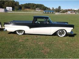 100 Ranchero Truck 1957 Ford For Sale ClassicCarscom CC1198628