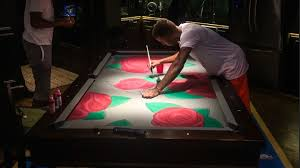 100 Kd Pool Kevin Durant Doesnt Have Just Any Pool Table FOX Sports