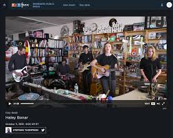 Wilco Tiny Desk Concert 2016 by 100 Wilco Tiny Desk 360 10 Podcasts Every Arts U0026