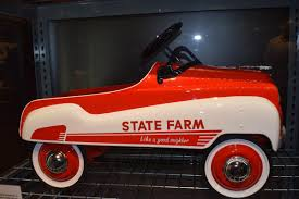 100 Antique Fire Truck Pedal Car History Museums Exhibit Drives New Traffic WGLT