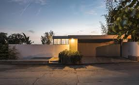100 Richard Neutra House S LA Josef Kun No1 Undergoes Renovation