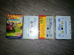 4 bibi blocksberg kassetten
