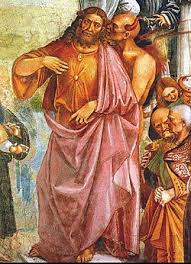 The Devil Whispers To Anti Christ Detail From Deeds And Sermons Of Antichrist Luca Signorelli 1501 Orvieto Cathedral
