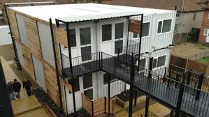 100 House Shipping Containers The Councils Using Shipping Containers To House Homeless