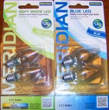 led light replacement bulbs soft white or blue c7 e12 bulb