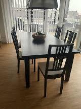 tisch und 8 stühle esszimmer gebraucht