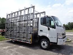 100 Glass Truck 2019 HINO 155 Egg Harbor City NJ 5001281690