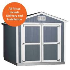 Tuff Shed Tulsa Hours by How Much Does A Wood Shed And Installation Cost In New Orleans La