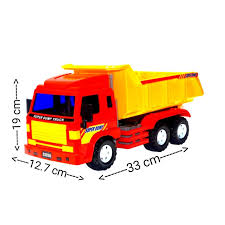 BIG-DADDY DUMP TRUCK Lorry With Tipper Construction Work Vehicle Car ...