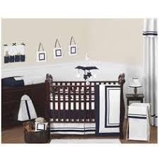 Bacati Crib Bedding by Nautical Nursery Bedding Sailboat Crib Bedding Bacati Com
