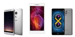 Top 10 Smartphones under Rs 12 000 in India 2017