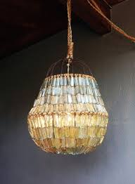 Chandeliers ~ Recycled Glass Beaded Chandelier Blue Recycled Glass ... Chandeliers Recycled Glass Beaded Chandelier Blue Wine Barrel Diywine Ring Haing Pendant Light Pottery Barn Bellora Reviews Lighting Lamp Stunning Ding Room For Accsories Deco Outdoor Bottle Ebay Diy Full Image Nautical Rope Glasses Long Beautiful The Island Chandelier Clarissa Glass Drop Extralong