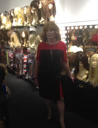 Crossdressed For Halloween by Crossdress Crossdressing Transform Mua Makeup Makeover Wig