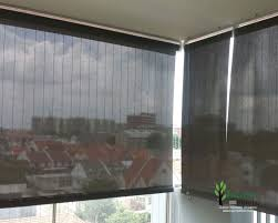 Motorized Curtain Track Singapore by Outdoor Roller Blinds Singapore Outdoor Roller Blinds Singapore