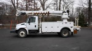 INTERNATIONAL DIGGER DERRICK TRUCKS FOR SALE IN PA