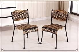 siege en rotin chaise de bar café maison tabouret devoirs étude rotin siège en