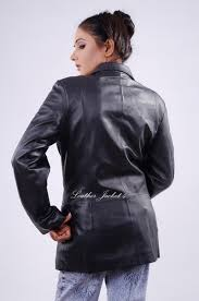 patrica leather jacket