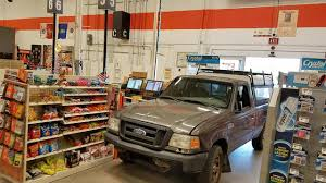 Driver parks truck inside front doors of Tampa Home Depot Story