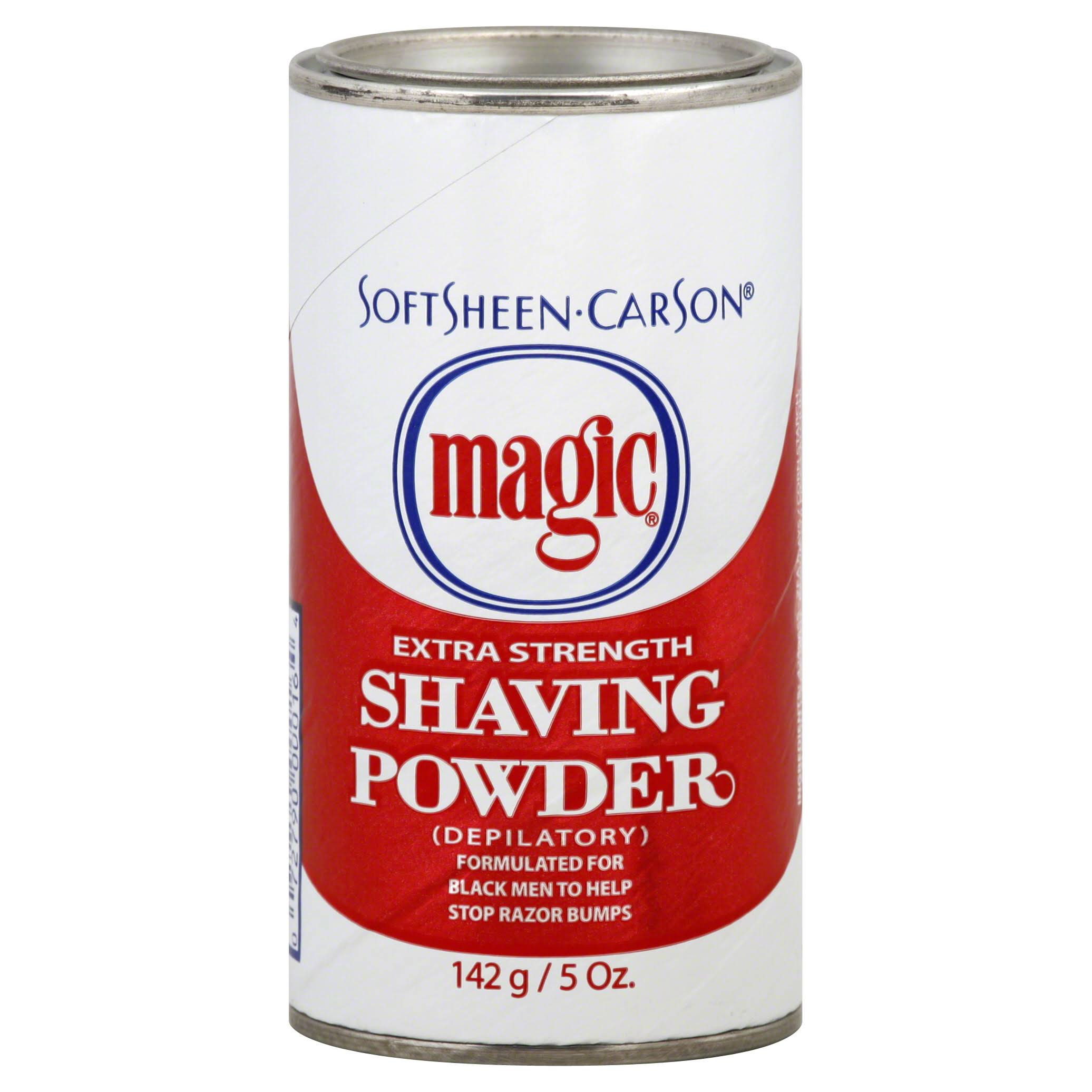 Magic Shaving Powder Red Extra Strength - 5 oz