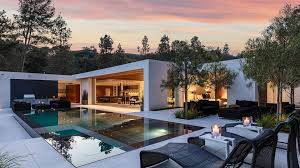 104 Beverly Hills Modern Homes Contemporary Single Story Spec House In Mansion Global