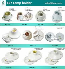 indoor fixture wall fittings e27 ceramic ceiling light holder