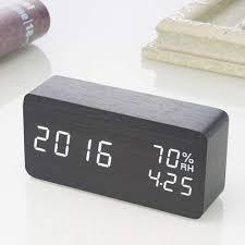 wohnaccessoires deko othulp funkwecker mit batterie