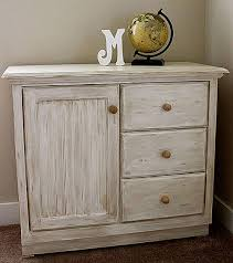 time worn on trend dresser project by decoart