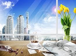 arriere plan de bureau แก วกาแฟพ มพ สำน กงานการจ ดดอกไม พ นหล ง สำน กงาน การจ ดดอกไม