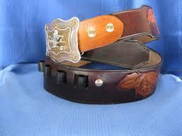 slide holster with cartridge or pistol belt great spirit creations