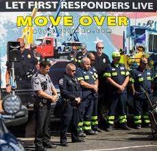 100 Las Vegas Truck Driver Jobs Valley Pays Tribute To First Responders PHOTOS