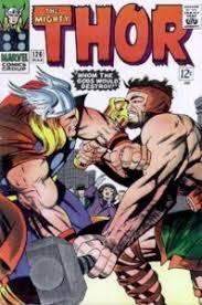 126 Thor Vs Hercules ISBN 0785149740