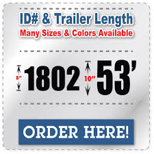 Fleet Number Truck Decals, Trailer Length & Vehicle ID Number ... H84251 Patriot Exhaust Truck Plans Colorado Backcountry Adventures Pallet Truck Extra Long Fork Length 2000 Mm Lifting Height 85200 Illinois Limits Weight For Safety Injury Chicago Lawyer Truckdomeus Extended Length Of A Suv Fardus Autos Van Bus Amazoncom Duck Covers Weather Defender Pickup Cover Fits 18 Ton Crane Lorry Loader 4 Wheeler Cranes For Hiab Hire 2 C1612666 Tonneau Top Cap Lift Support Semi Magnificent Trailer Dimeions Best 24ft Box Wraps Billboard Advertising Stickers Prints Challenger Wse Weigh Scale Hand