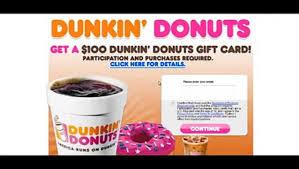 Dunkin Donuts Logo 2017 Fresh Card Hacked