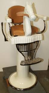 Koken Barber Chair Antique by Restored Koken Child U0027s Barber Chair W Horsehead